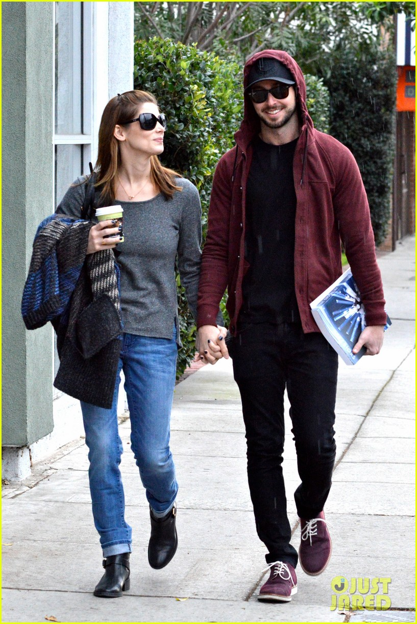 ashley greene paul khoury look in love while shopping 083049132