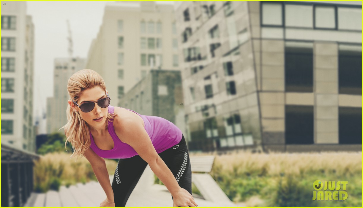 ashley greene new face of oakley eyewears 2014 campaign 013057651