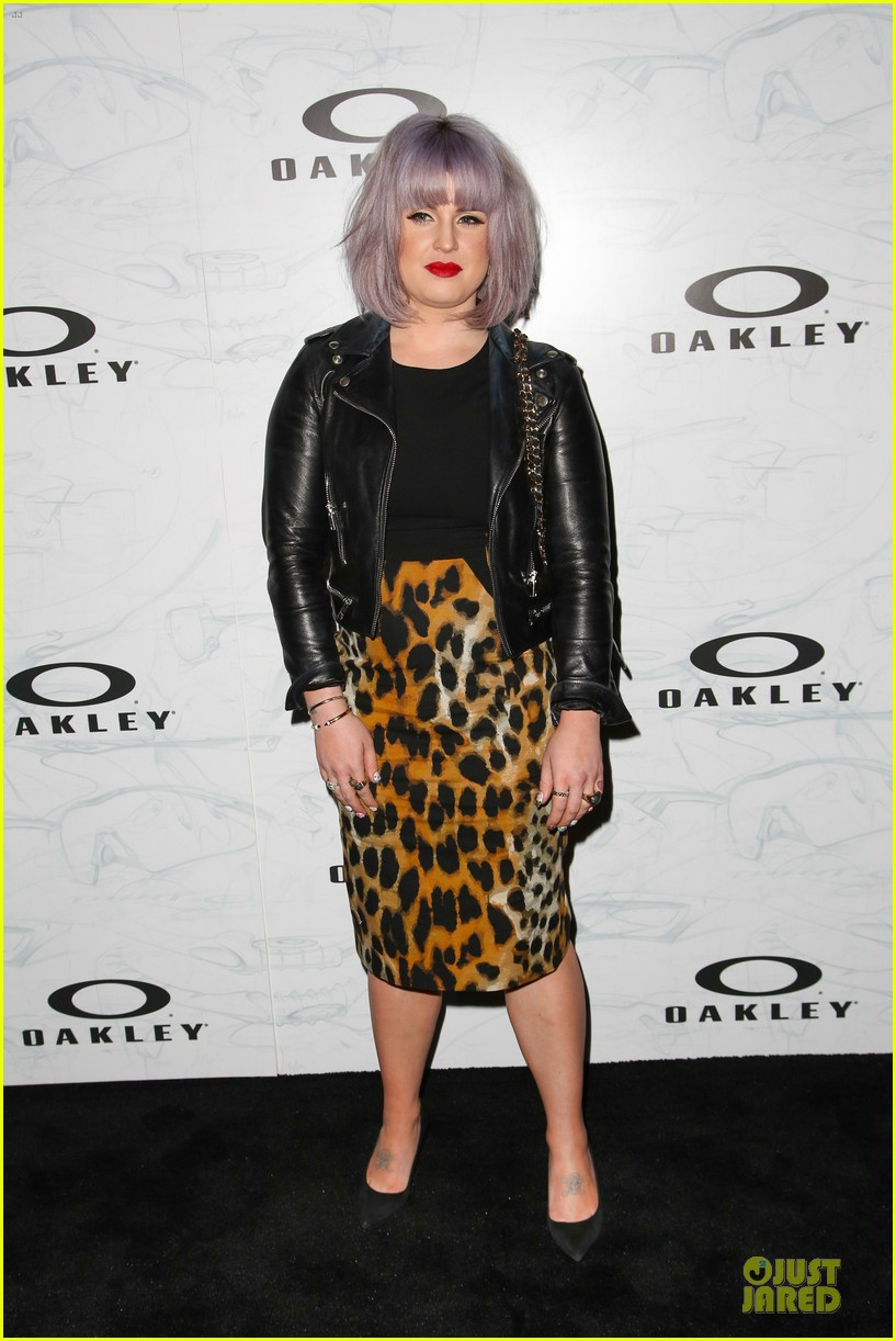 ashley greene kelly osbourne oakley disruptive by design campaign launch 083060156