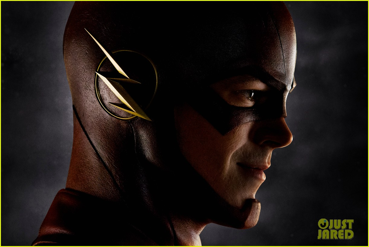 grant gustin as the flash first image revealed 013062374