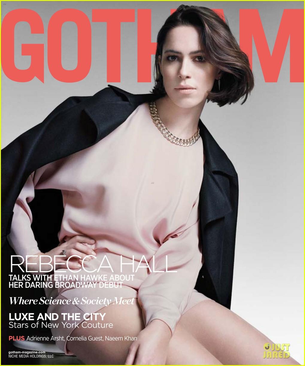 rebecca hall covers gotham magazine winter issue 2014 043046720