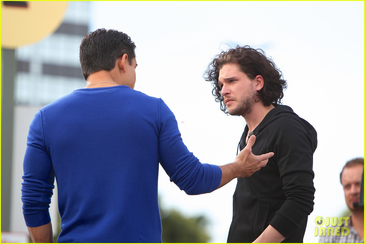 kit harington pompeii great opportunity to be a leading man 143057840