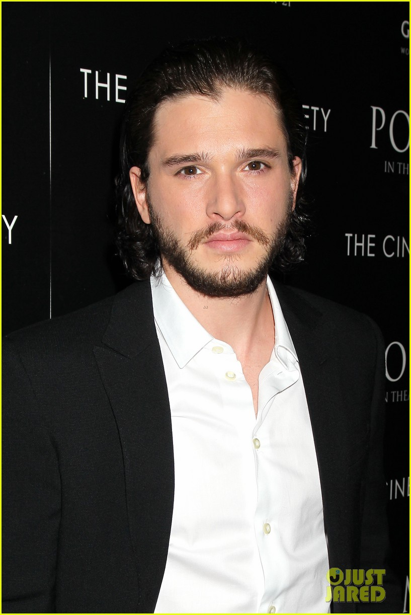 kit harington spoils game of thrones for richard madden 083052434