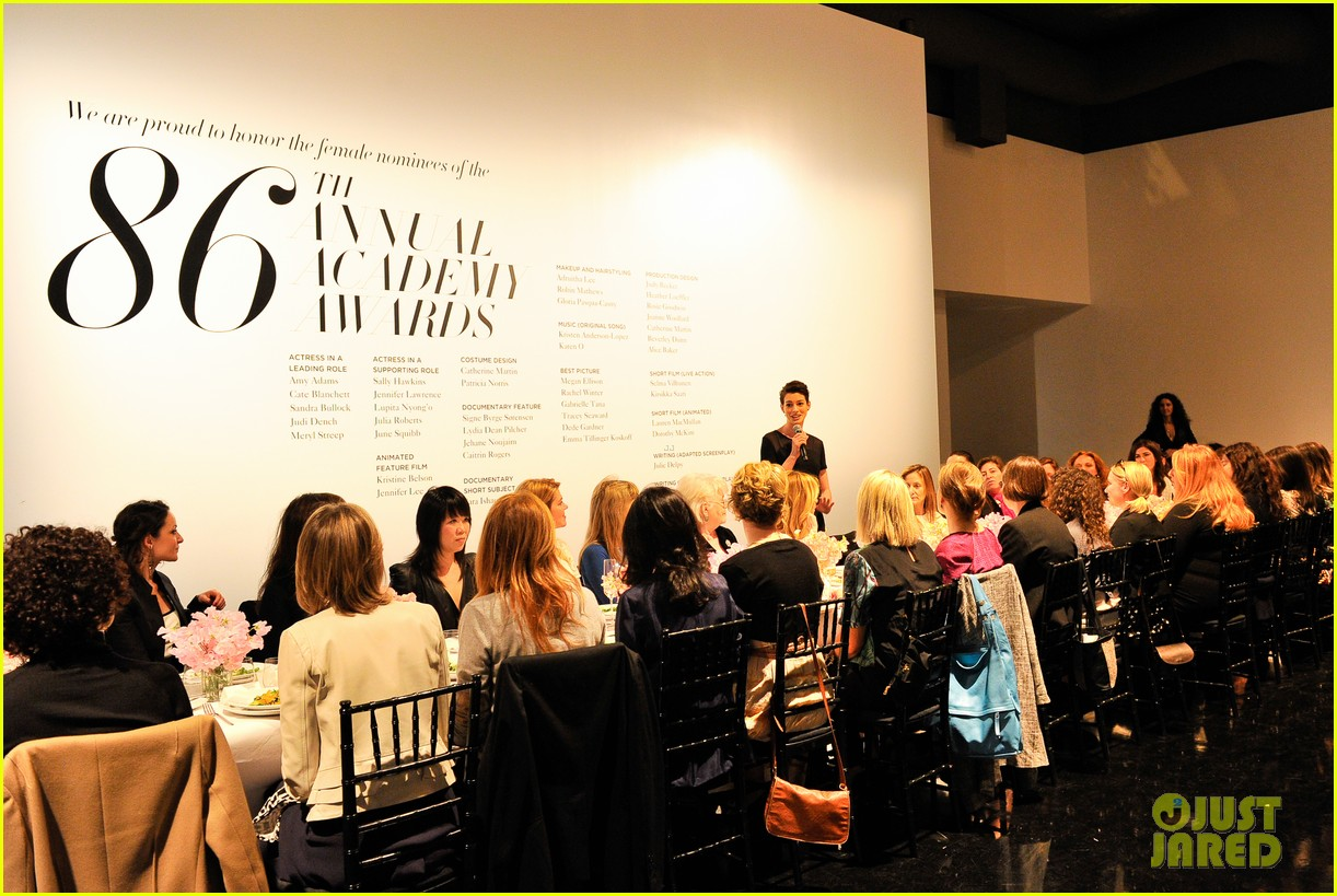 anne hathaway diane von furstenberg nominees lunch 02