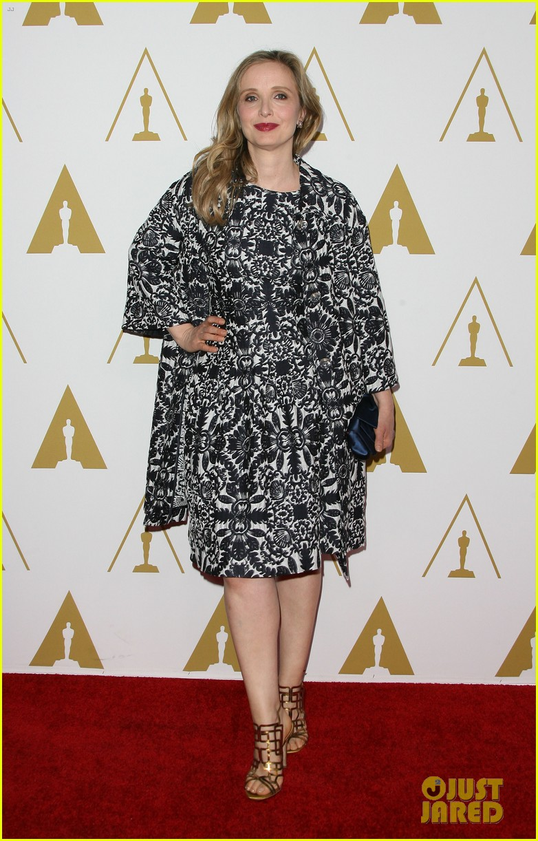 ethan hawke julie delpy oscars nominees luncheon 2014 013050848