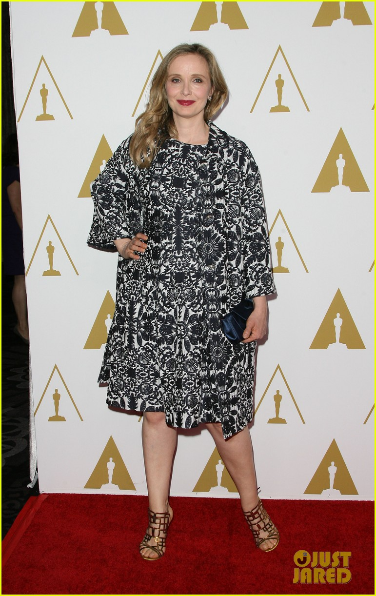ethan hawke julie delpy oscars nominees luncheon 2014 153050862