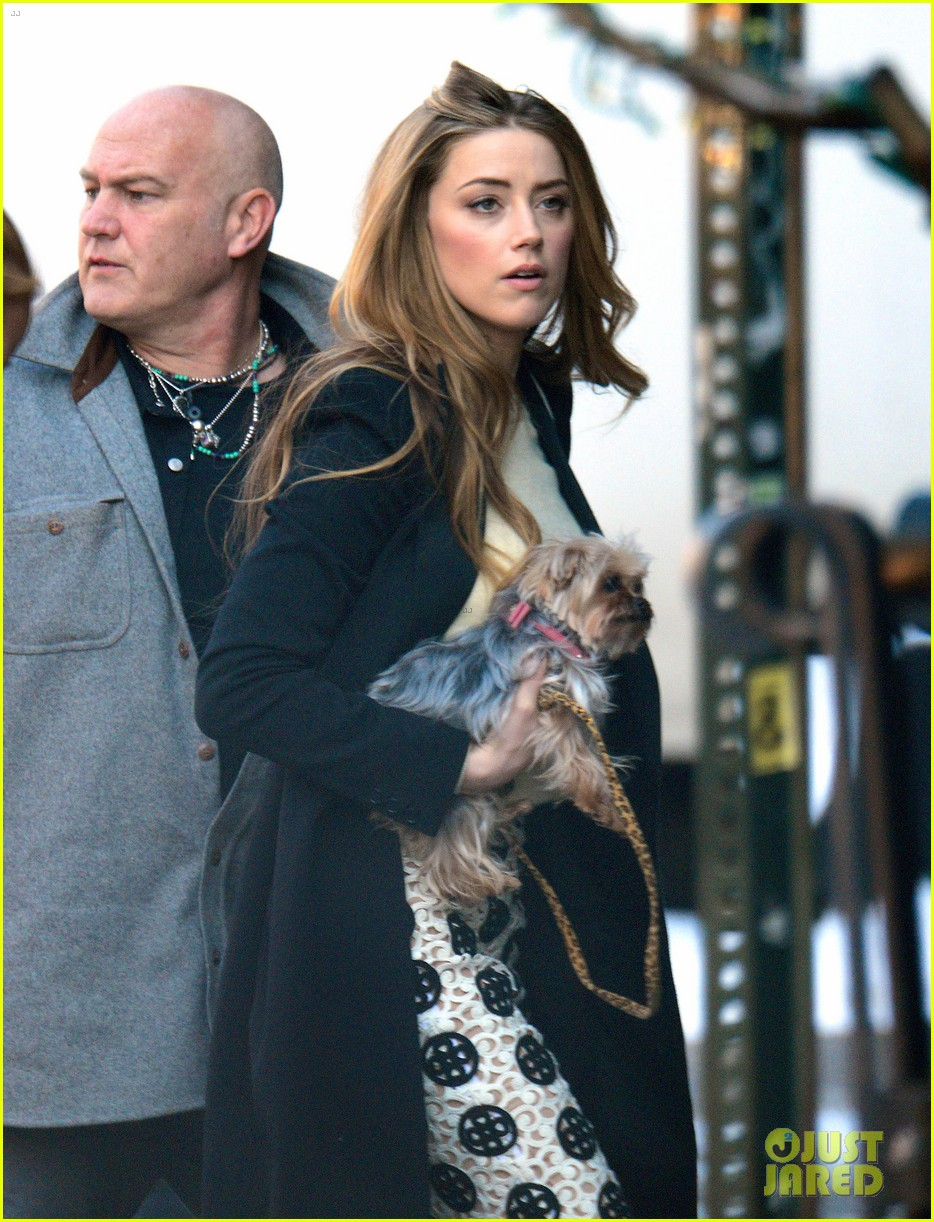 amber heard steps out sans johnny depp on valentines day 023054101