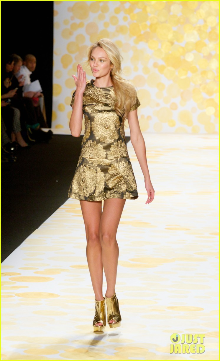 erin heatherton candice swanepoel walk the runway at desigual show 14