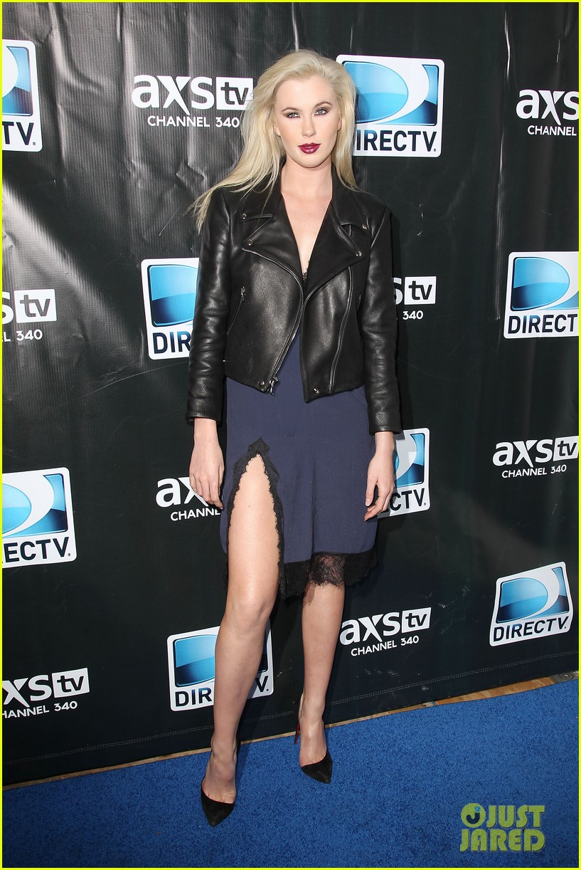 erin heatherton ireland baldwin directv super saturday night 053046224