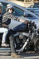 josh hutcherson goes for a motorcycle ride with a gal pal 06
