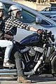 josh hutcherson goes for a motorcycle ride with a gal pal 07