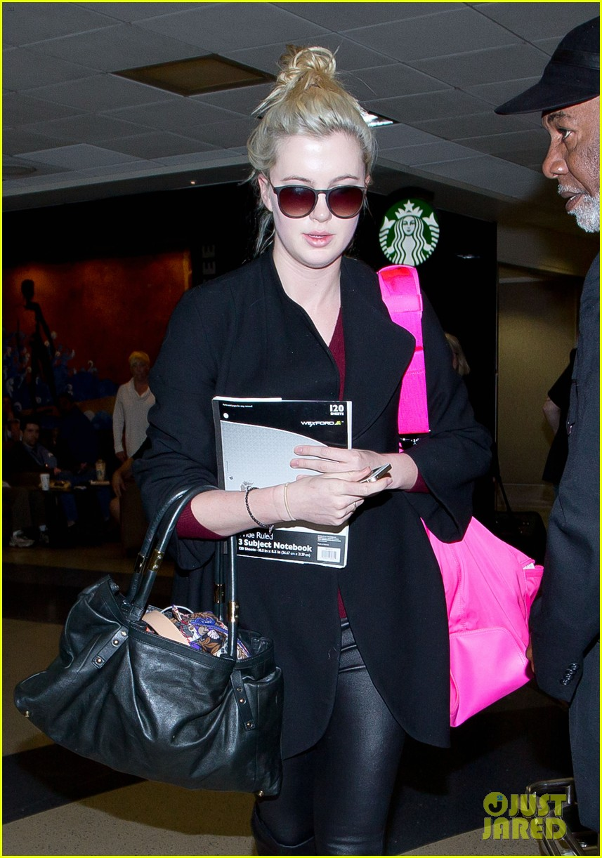 ireland baldwin heads back to los angeles after nyfw 073054410