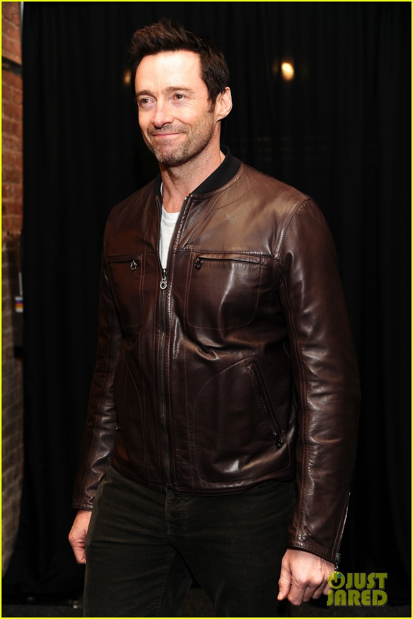 hugh jackman supports brooklyns bam theater with marisa tomei 043049069