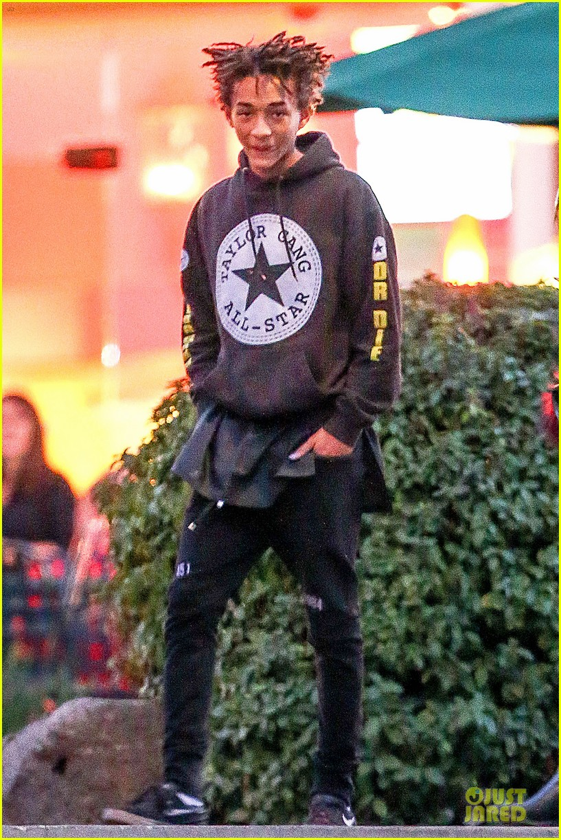 jaden smith is an allstar stud for kylie jenner 123059905