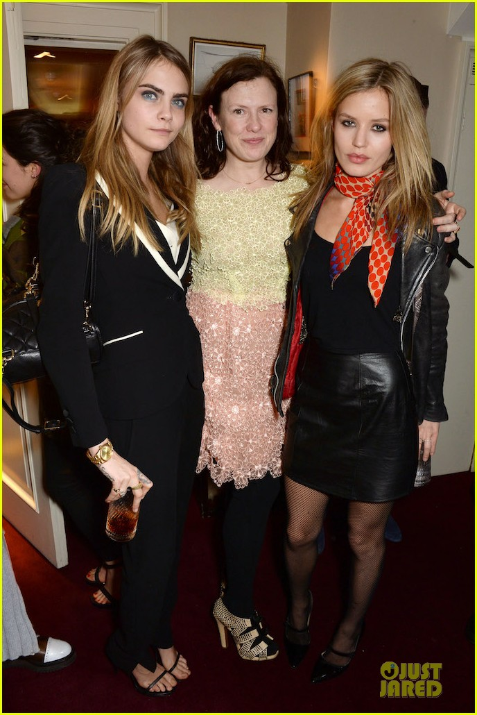 kendall jenner cara delevingne love remix party babes 013055776