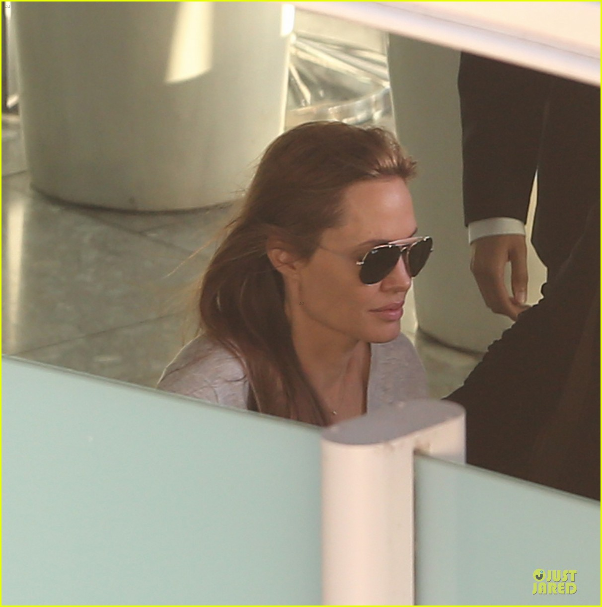 angelina jolie brad pitt post valentines day reunion in london 183053938