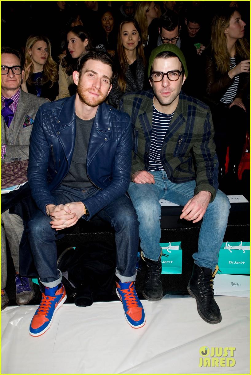 joe jonas colton hanyes richard chai new york fashion show 063048644