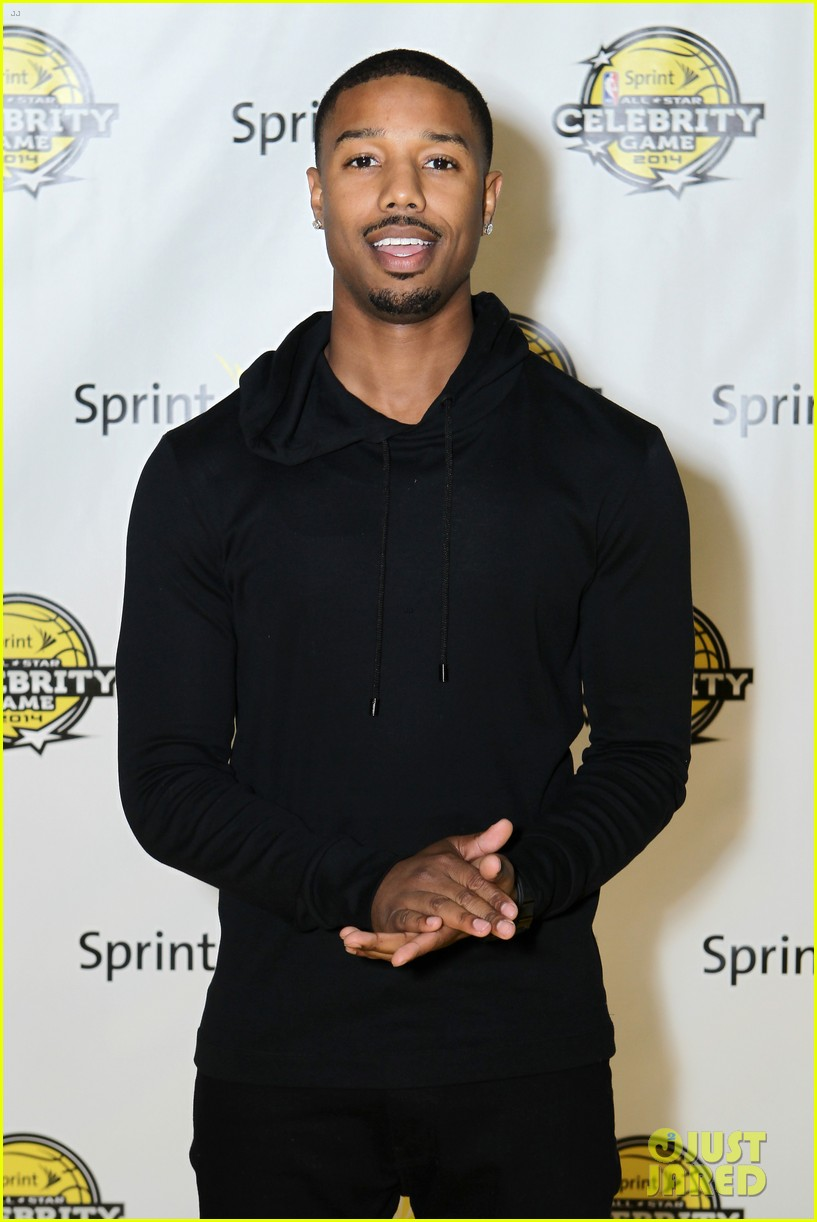 michael b jordan more play in nba all star celebrity game 093054190