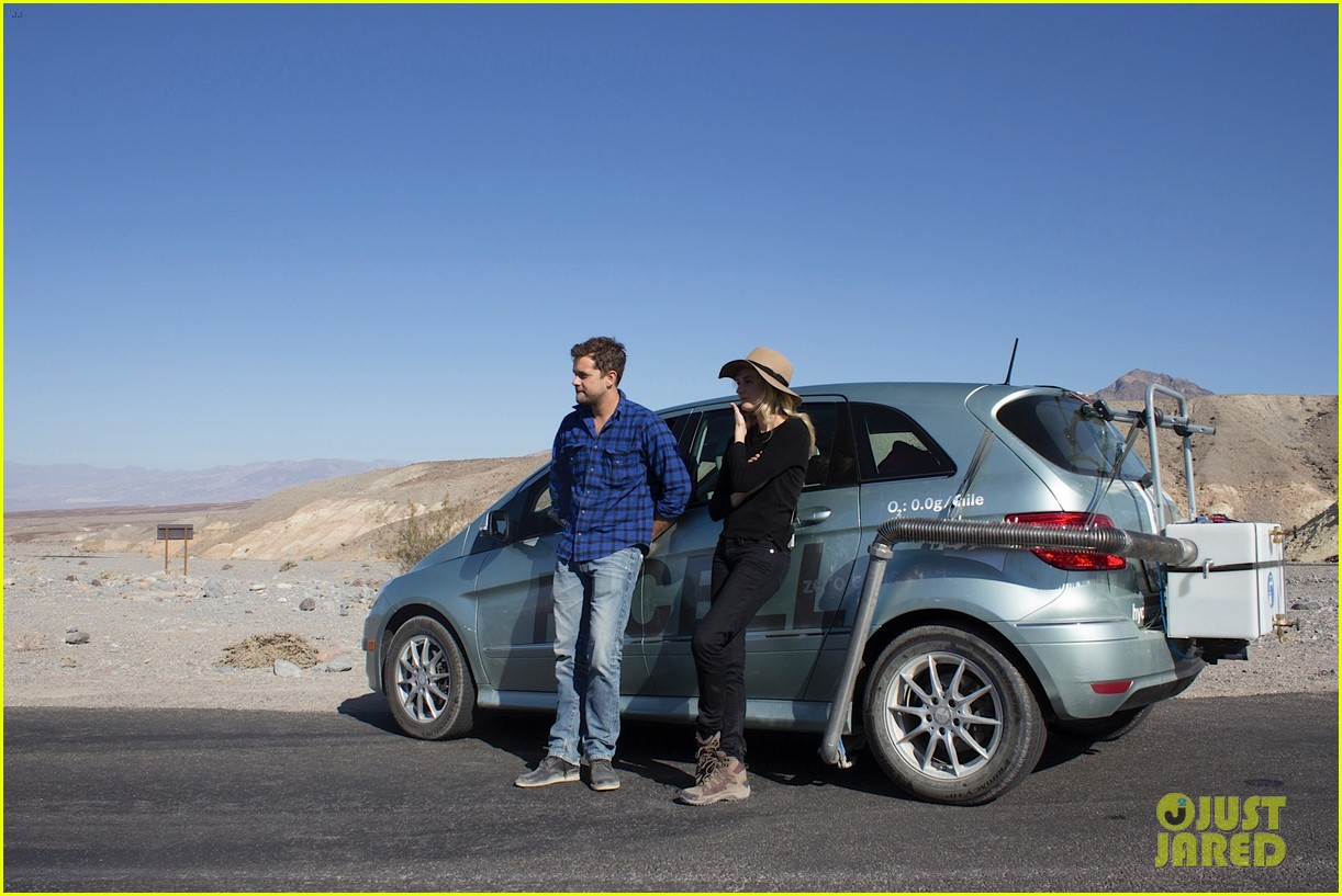 joshua jackson diane kruger survive death valley only on water emitted from their f cell car 033059197
