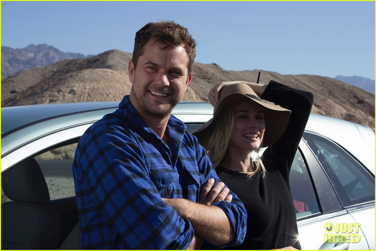 joshua jackson diane kruger survive death valley only on water emitted from their f cell car 04