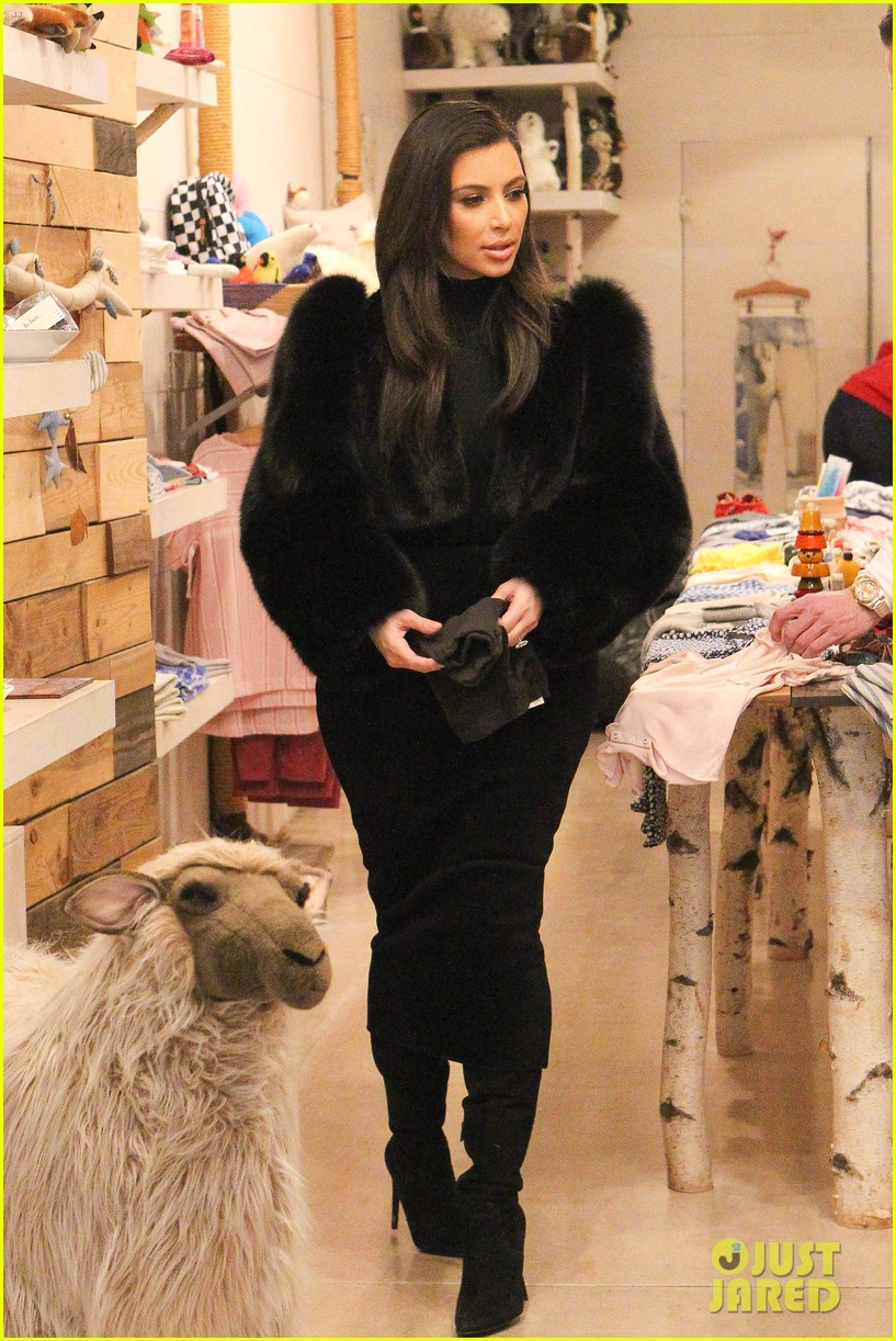 kim kardashians first baby clothing collection debuts in march 033057354