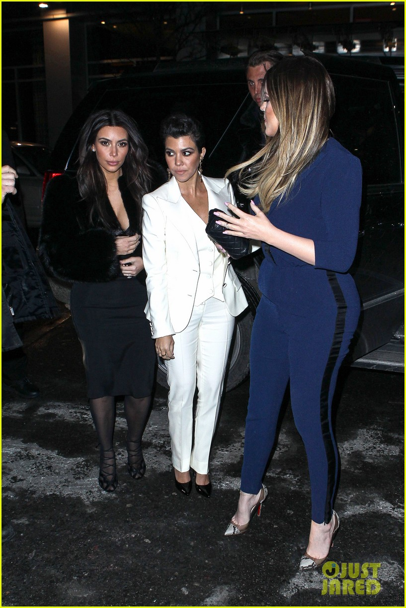 kim kardashian wears low cut top after proposal airs on tv 143054839