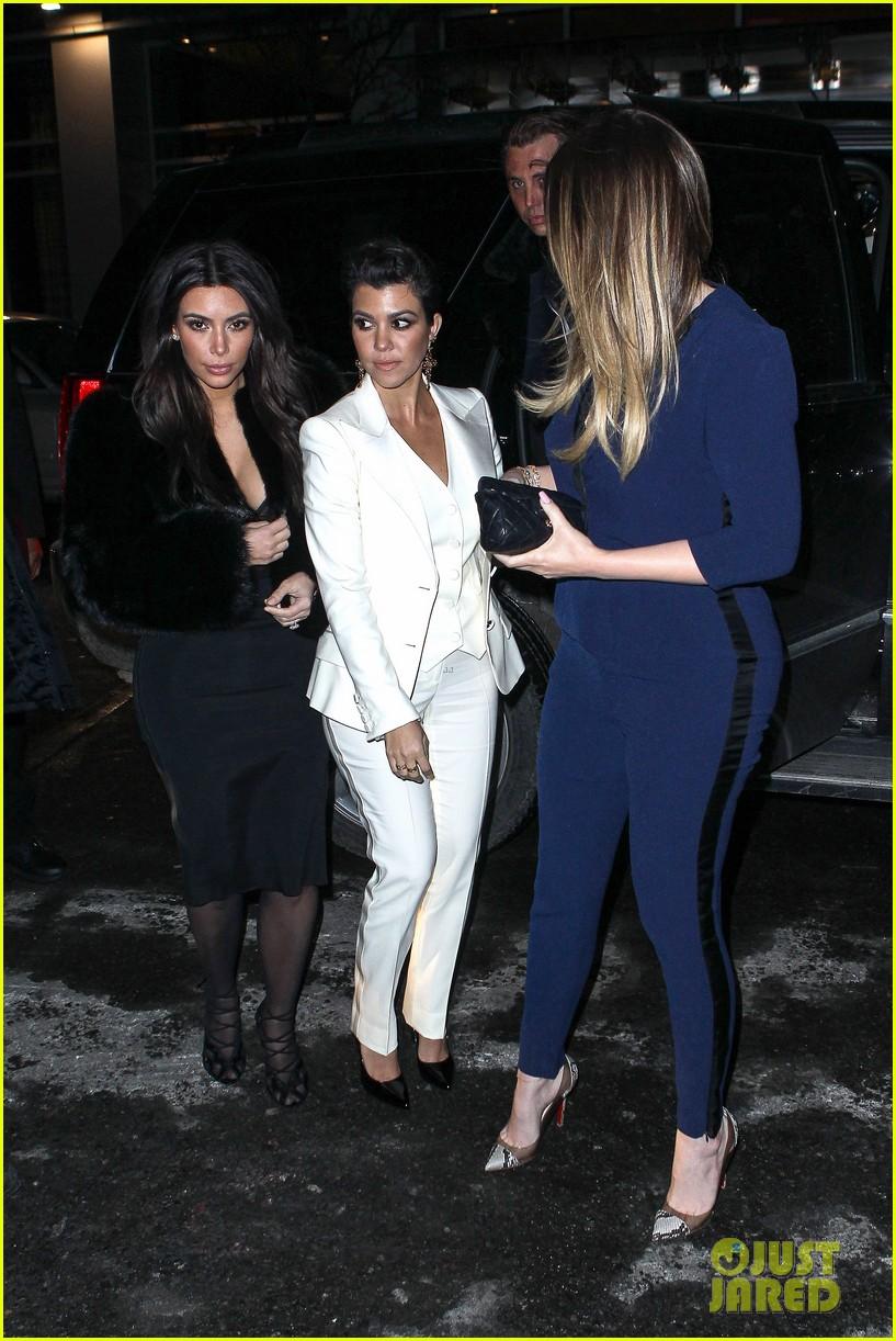 kim kardashian wears low cut top after proposal airs on tv 153054840