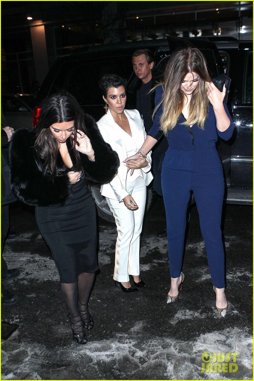kim kardashian wears low cut top after proposal airs on tv 173054842
