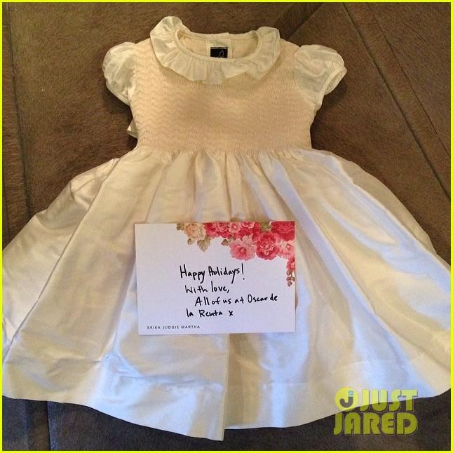 kim kardashian reveals more designer gifts for baby north 023052365