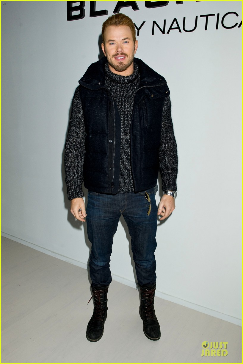 kellan lutz black sail by nautica fashion show 053049287