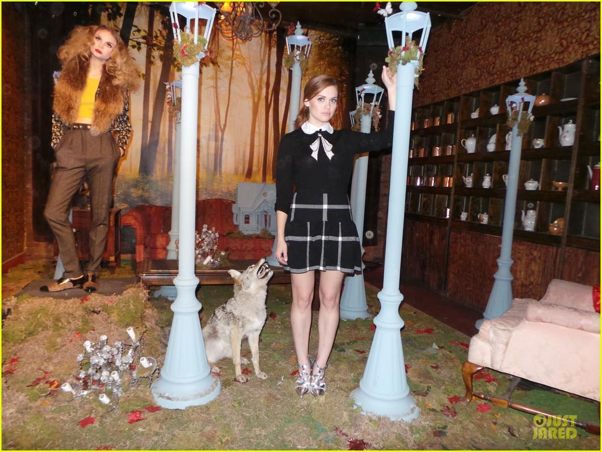 anna kendrick annasophia robb alice olivia fashion show 133051217