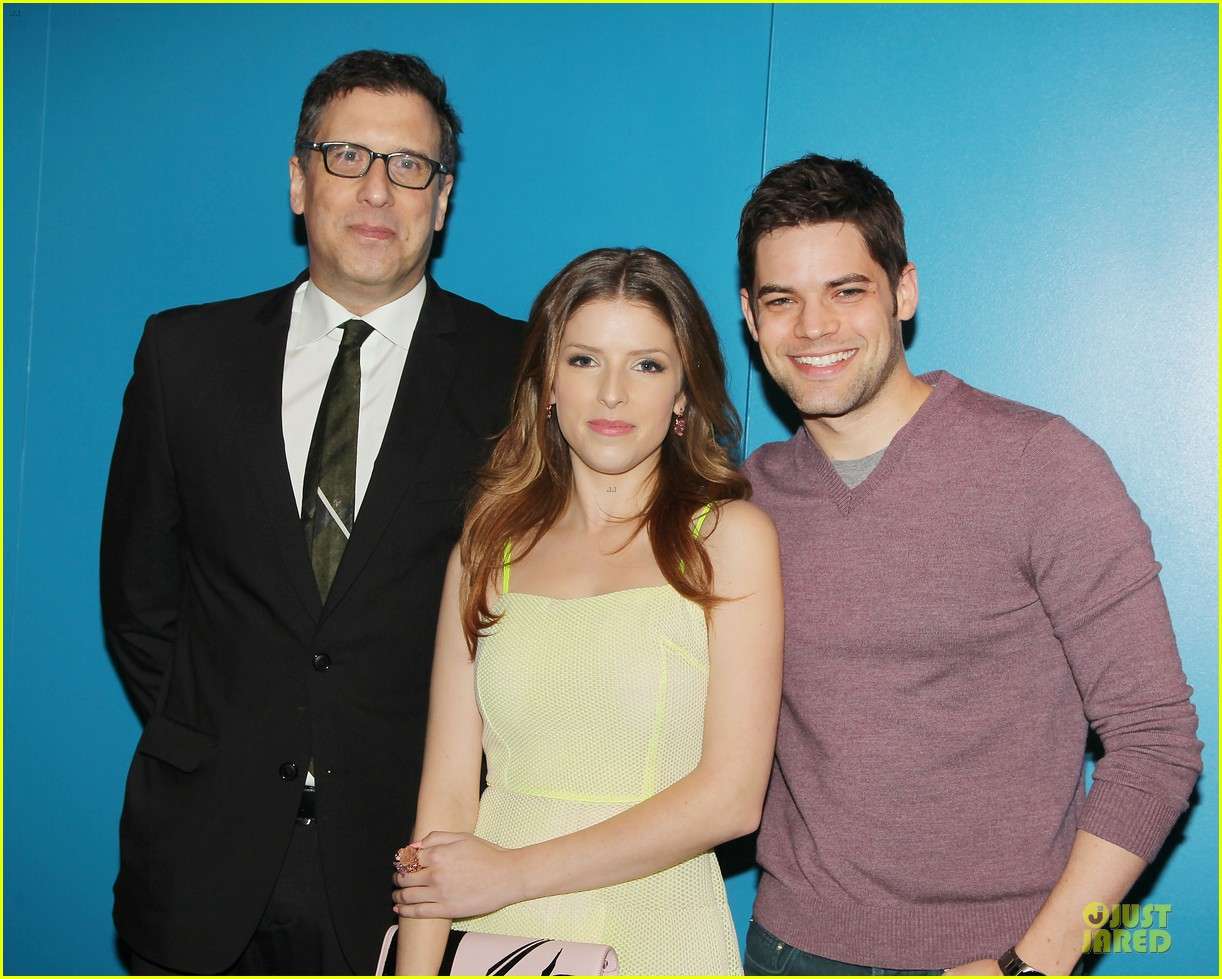 anna kendrick jeremy jordan last five years nyc screening 023060008