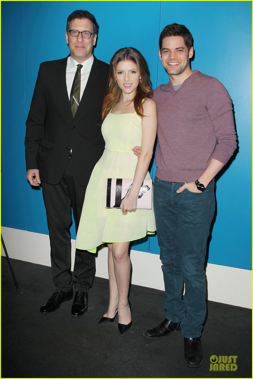 anna kendrick jeremy jordan last five years nyc screening 053060011
