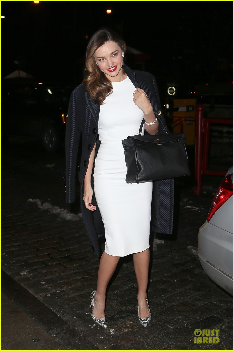 miranda kerr illuminates new york city with her beauty 053047815