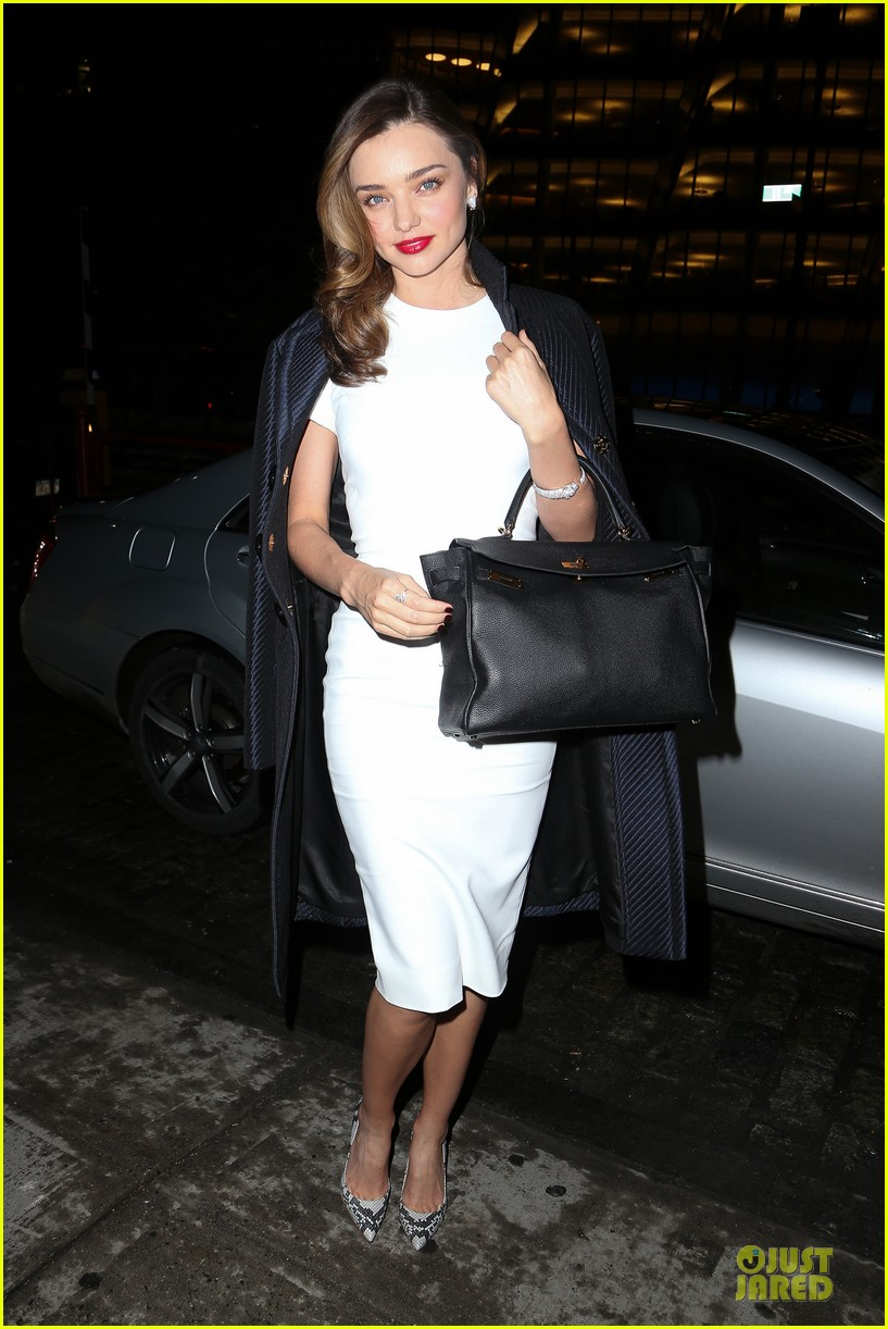 miranda kerr illuminates new york city with her beauty 073047817