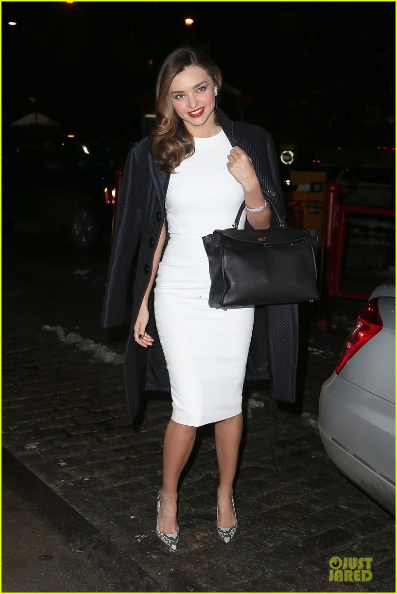 miranda kerr illuminates new york city with her beauty 083047818