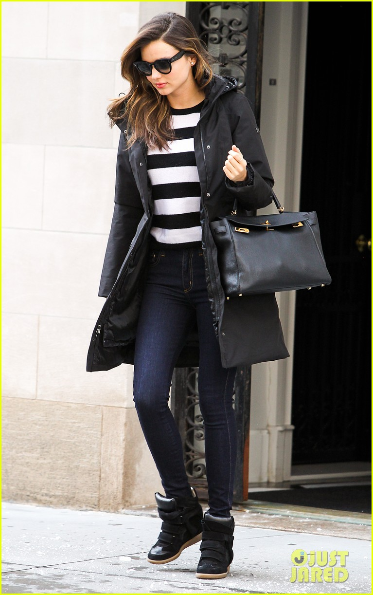 miranda kerr steps out after hm news 113047414