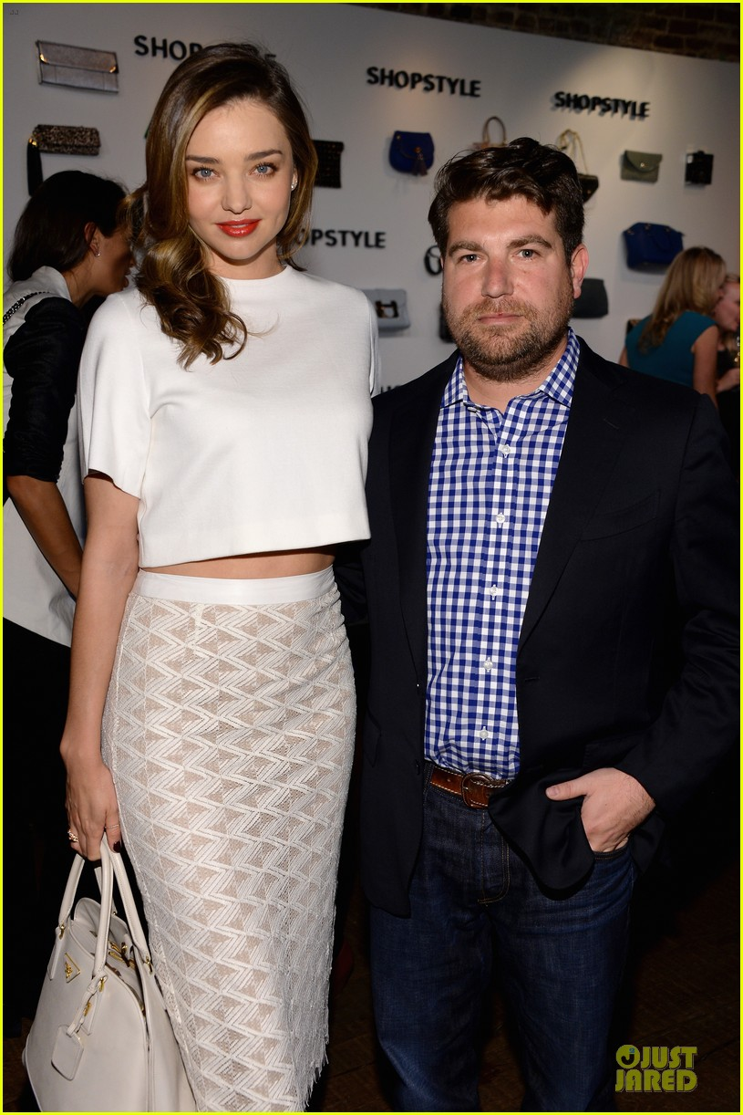 miranda kerr flaunts midriff at we search we find we shopstyle launch 023047124