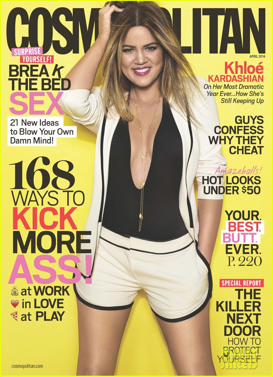 khloe kardashian covers cosmopolitan april 2014 013060336