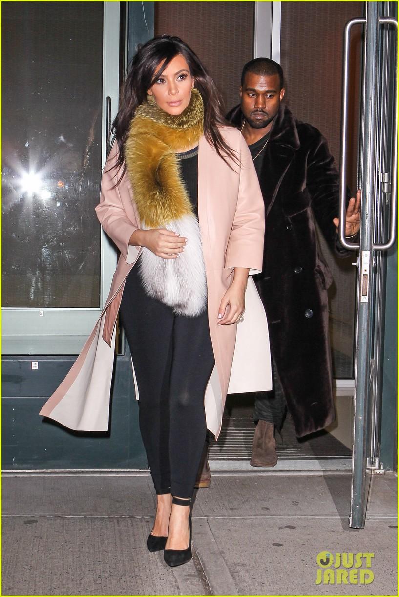 kim kardashian kanye west step out before new kuwtk episode 073059312