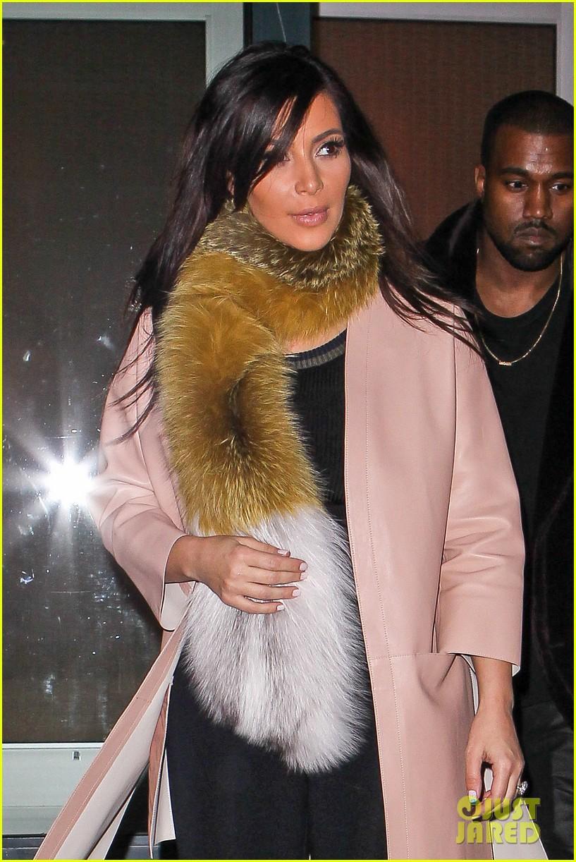 kim kardashian kanye west step out before new kuwtk episode 083059313