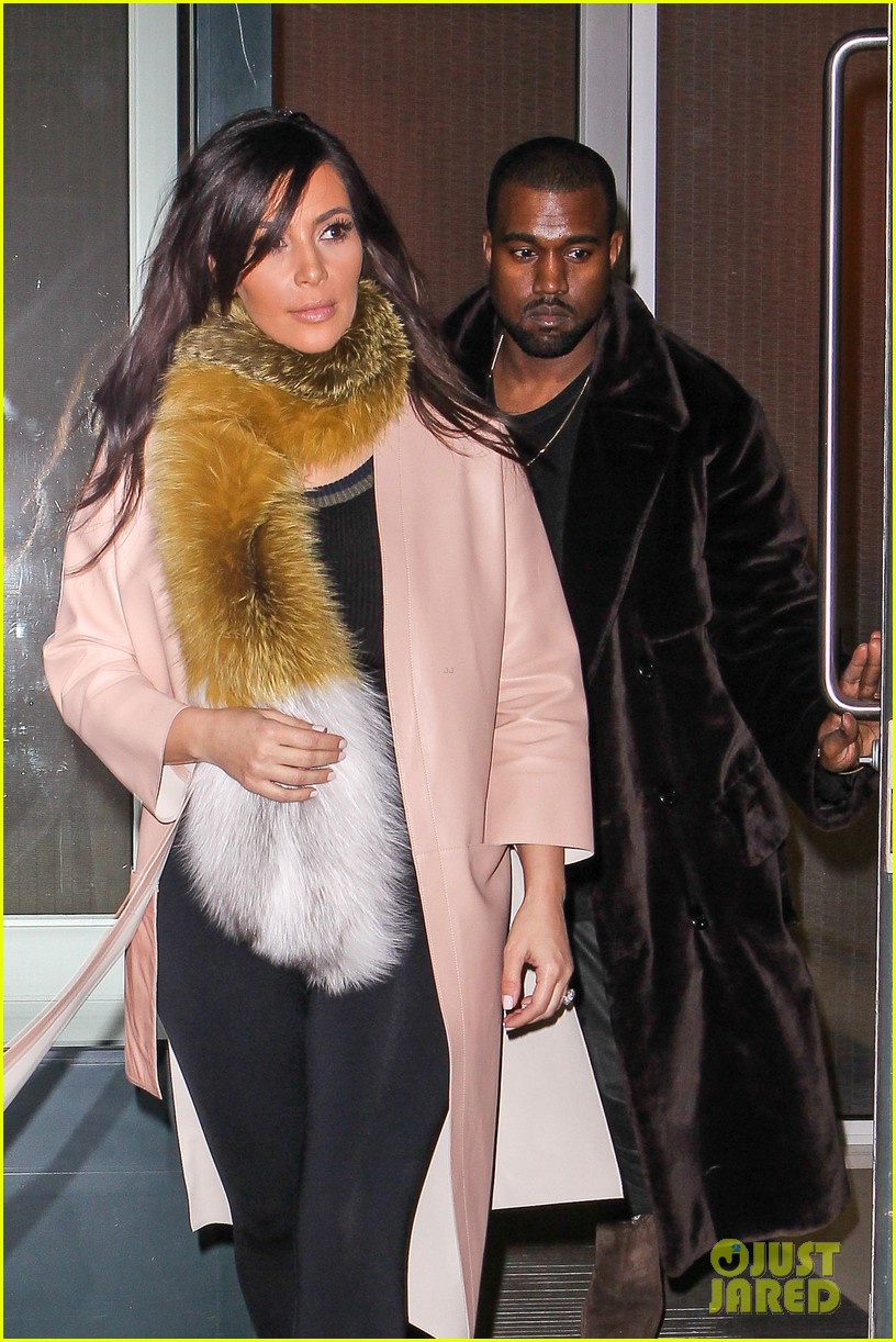 kim kardashian kanye west step out before new kuwtk episode 103059315
