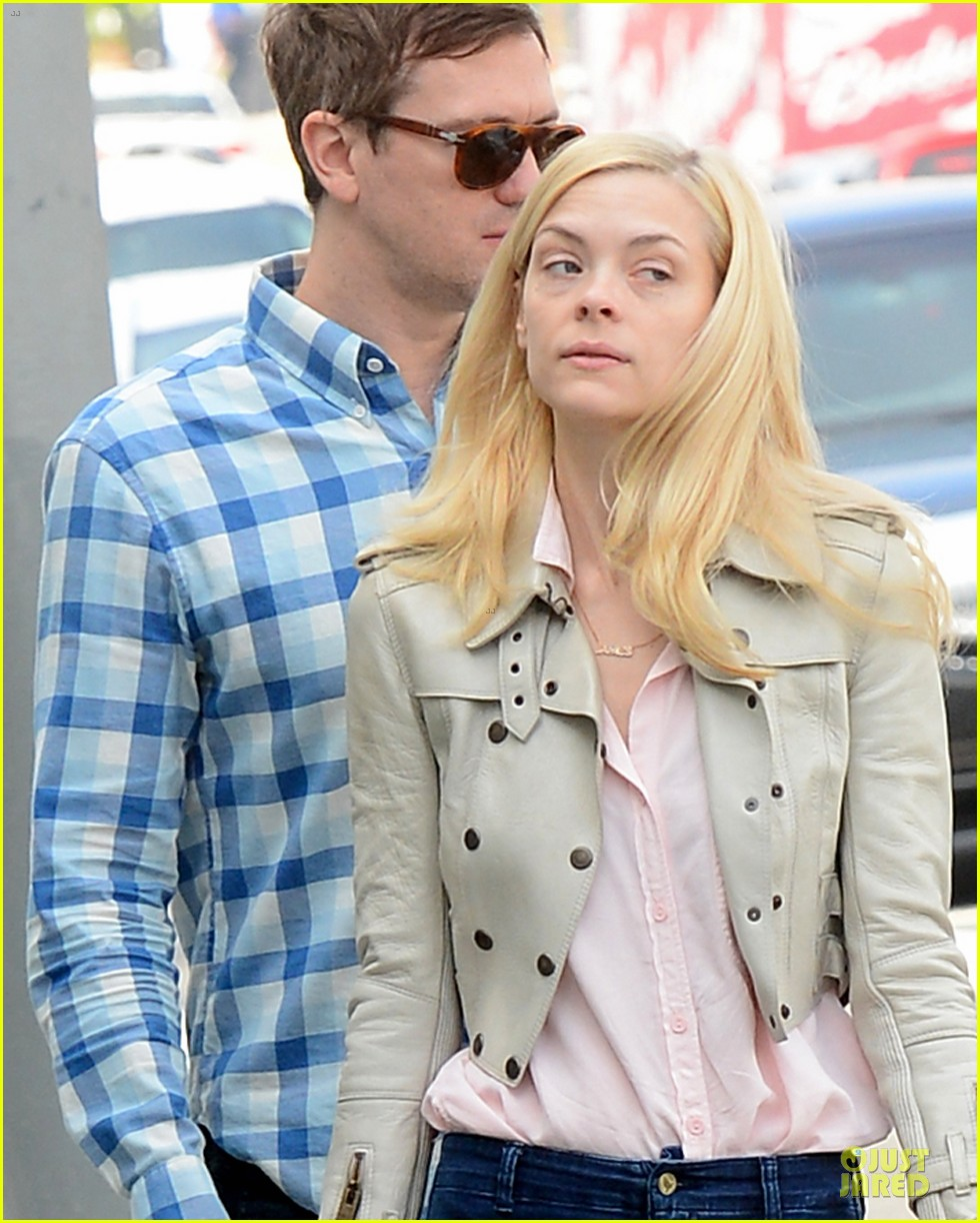 jaime king james knight blessing with godparents jessica alba topher grace 023058229