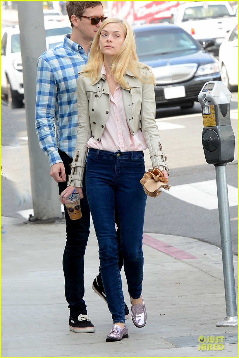 jaime king james knight blessing with godparents jessica alba topher grace 033058230