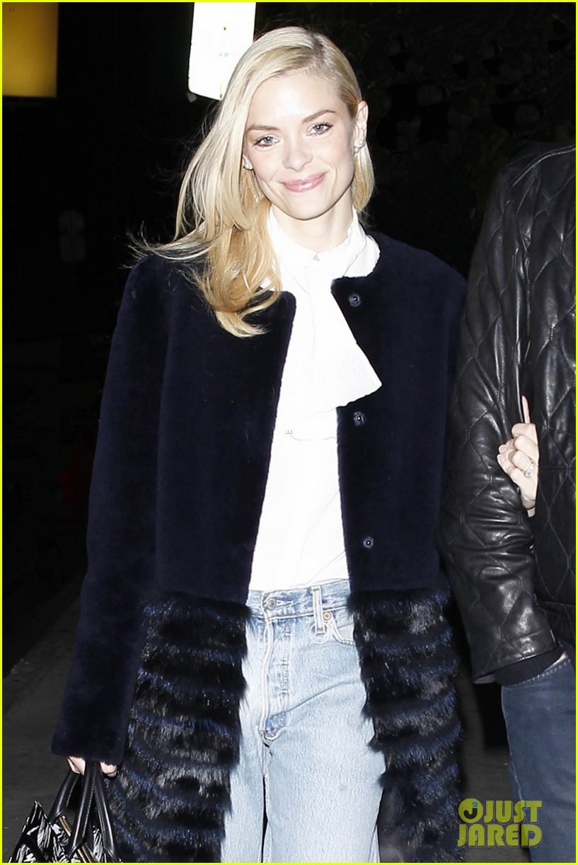 jaime king kyle newman chateau marmont date night 013059495
