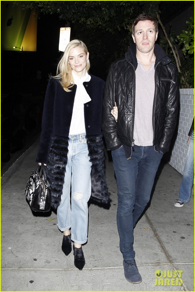 jaime king kyle newman chateau marmont date night 043059498
