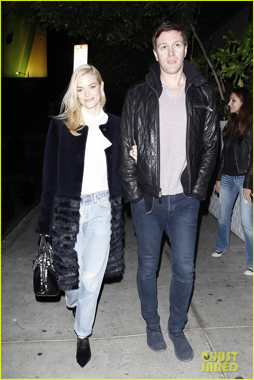 jaime king kyle newman chateau marmont date night 053059499