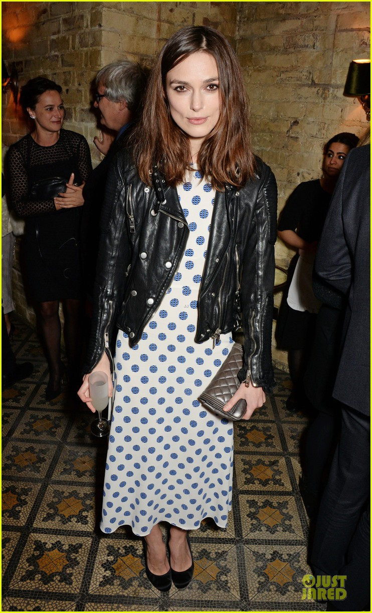 keira knightley noamie harris bafta nominee dinner babes 01