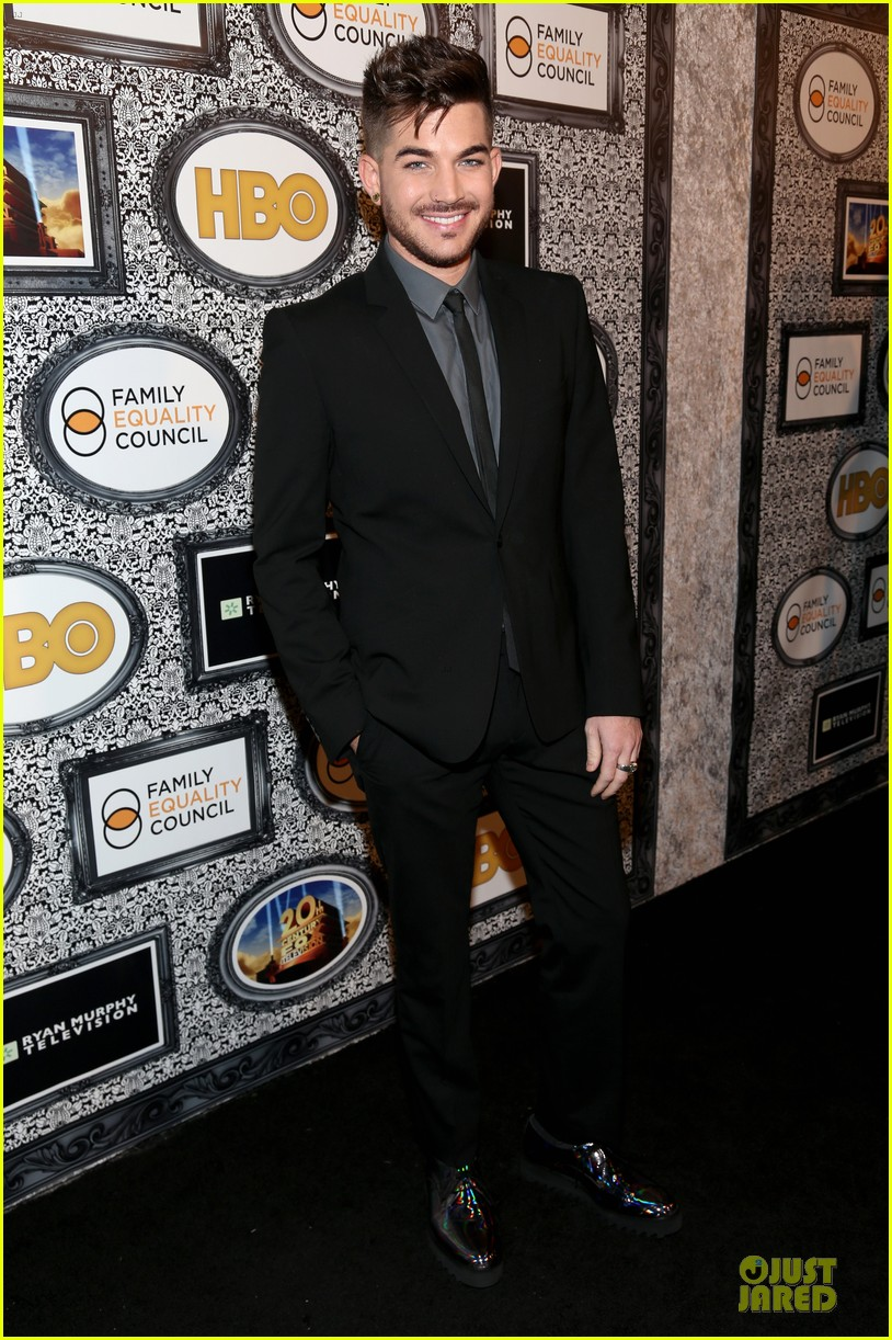 adam lambert darren criss perform at family equality council dinner 053049998