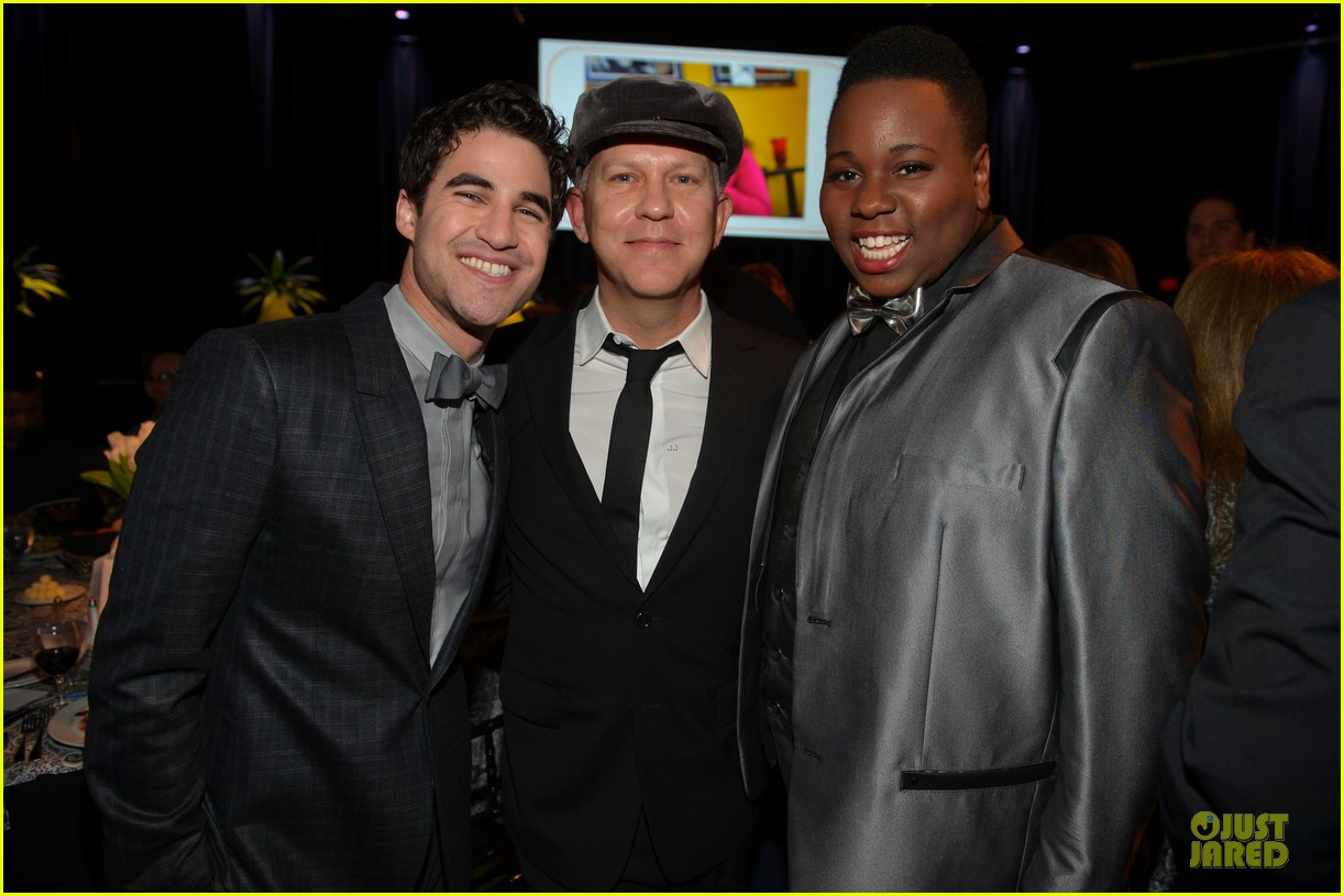 adam lambert darren criss perform at family equality council dinner 113050004